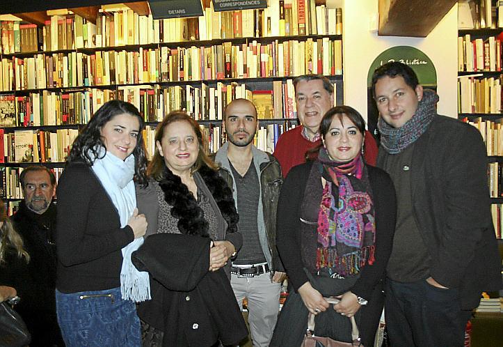 Javier Cánaves presenta su libro
