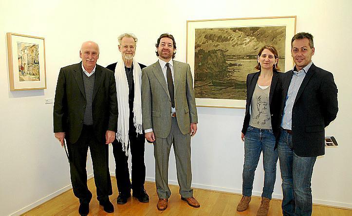 La Fundació Coll Bardolet inaugura la muestra 'Mestres mallorquins i catalans'