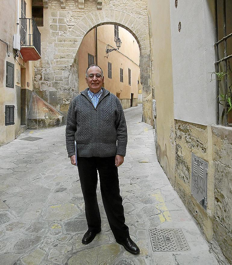Un colaborador de la parroquia de Sant Sebastià de Palma denuncia al exrector ante la policía