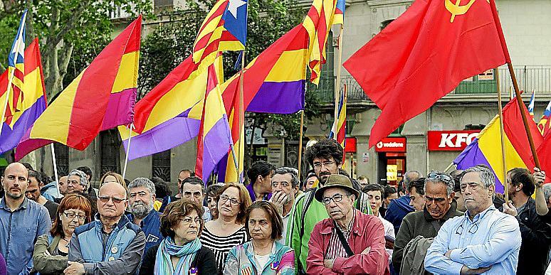 Concentración unitaria por la República
