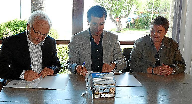 Medi Ambient echa mano de los hoteleros para conservar la reserva de l'Albufereta