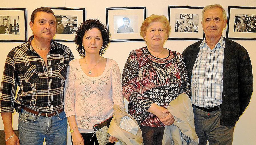 Retratos de comercios en Cas Apotecari de Santa María