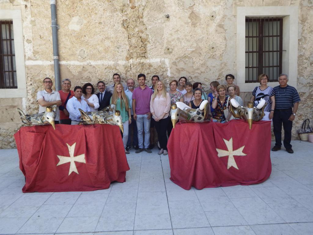 Las centenarias Àguiles de Pollença serán sustituidas por unas réplicas por el Corpus