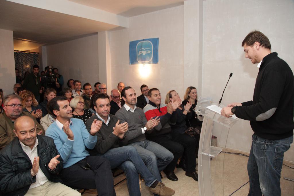 Sebastià Sagreras y Joan Jaume repiten como candidatos del PP en Campos y Llucmajor