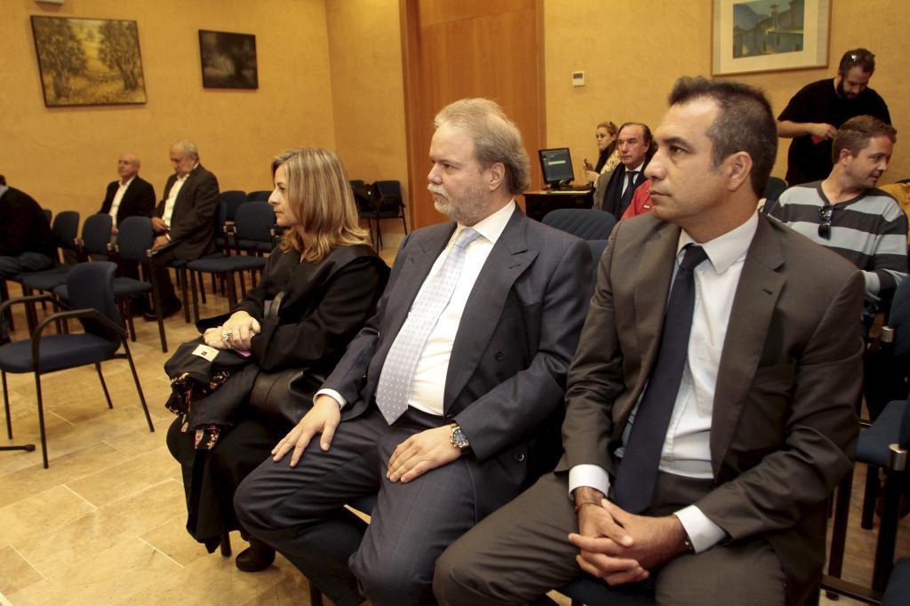 Arranca el juicio promovido por Claassen contra Serra Ferrer y Cladera