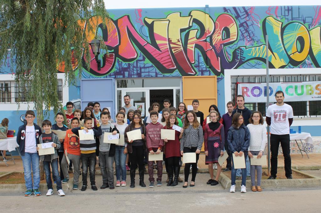 Medio Centenar De Estudiantes Participan En El Ii Campeonato De