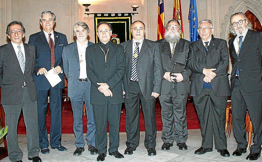 Apertura del curso en la Reial Acadèmia de Sant Sebastià
