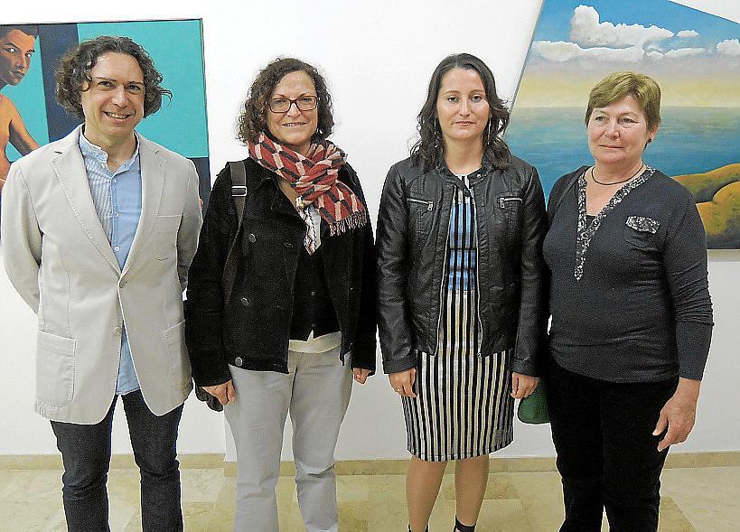 Exposición de Anna Vallespir en Campanet