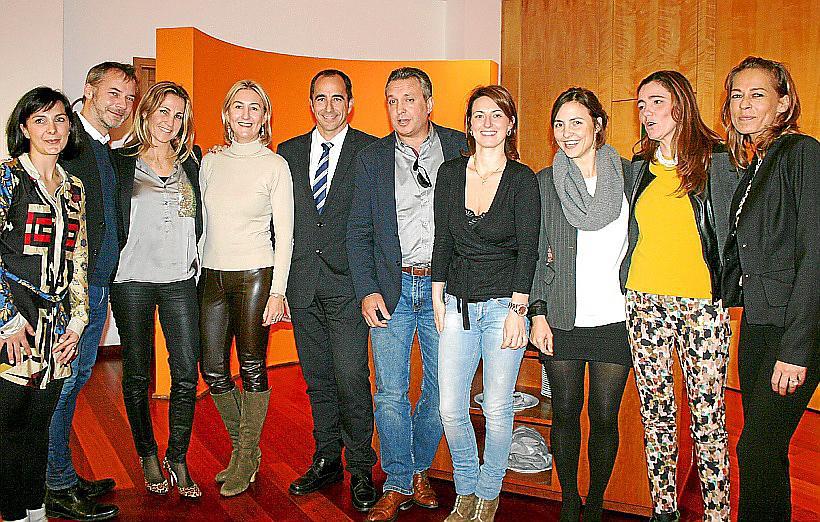 Encuentro de empresarios franceses