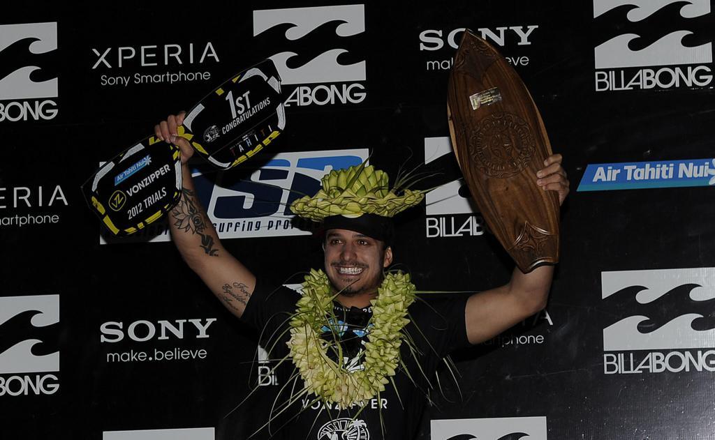 Matan a tiros al surfista brasileño Ricardo dos Santos