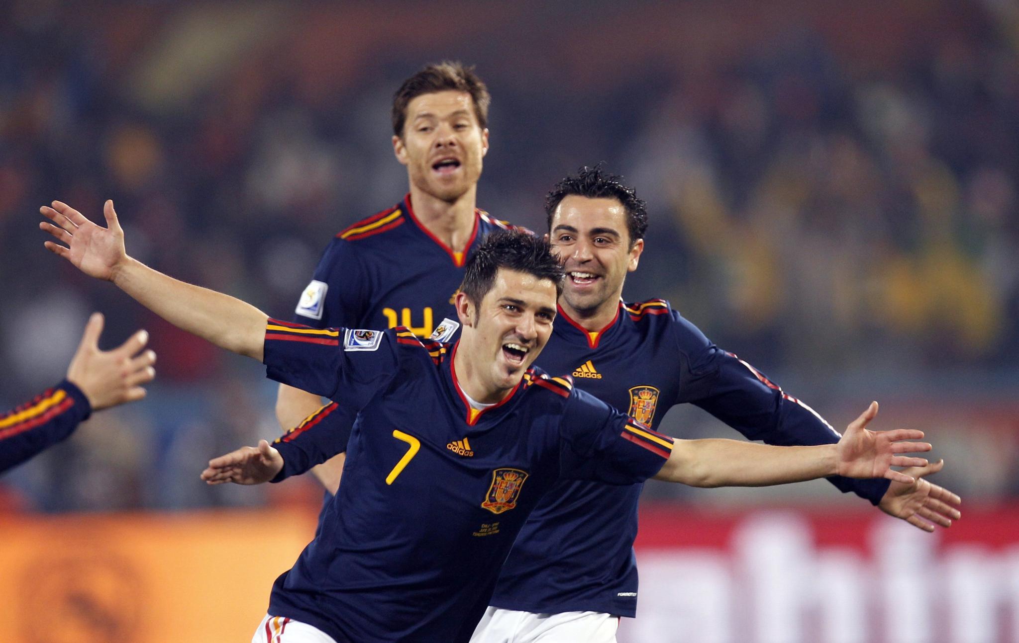 España se clasifica para octavos de final