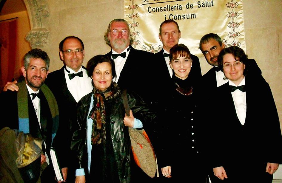 Medalla de Honor al barítono Joan Pons