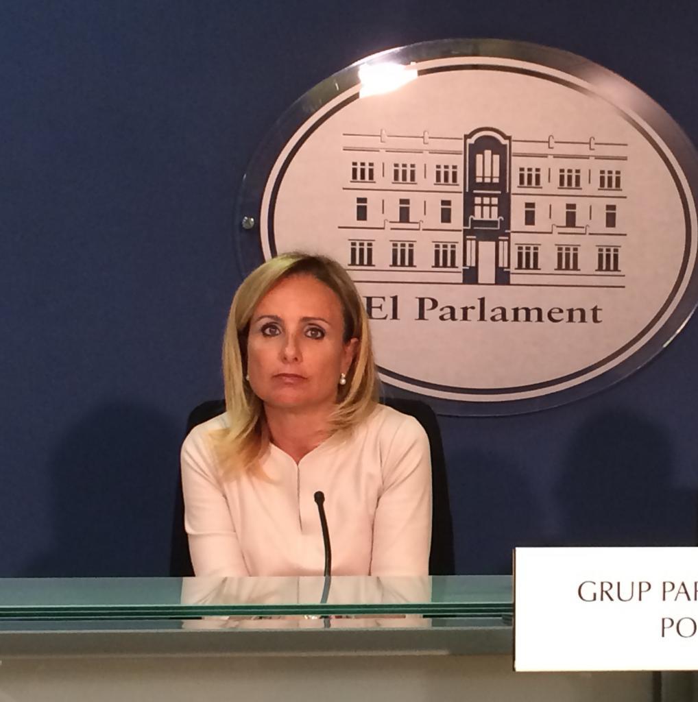 Cabrer sobre la posible imputación de Bauzá: «No jugamos con futuribles»