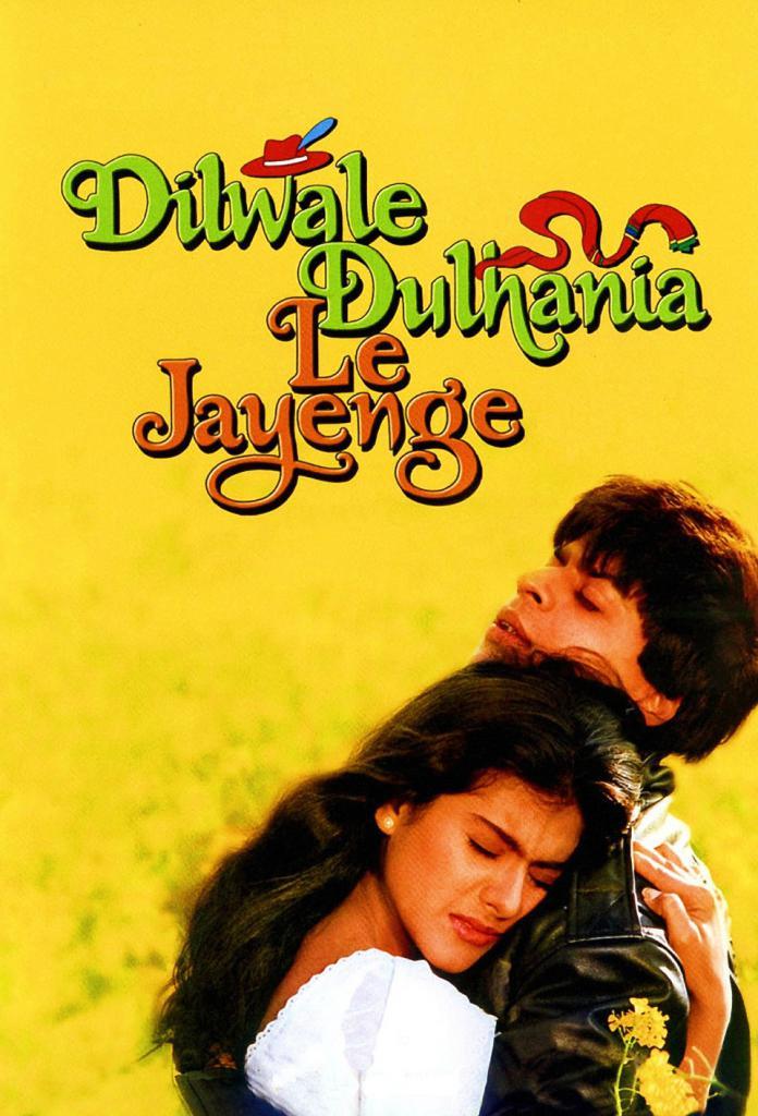 DILWALE DULHANIA LE JAYENGE (1.995) con Shah Rukh Khan + Vídeos Musicales + Jukebox + Sub. Español 200005