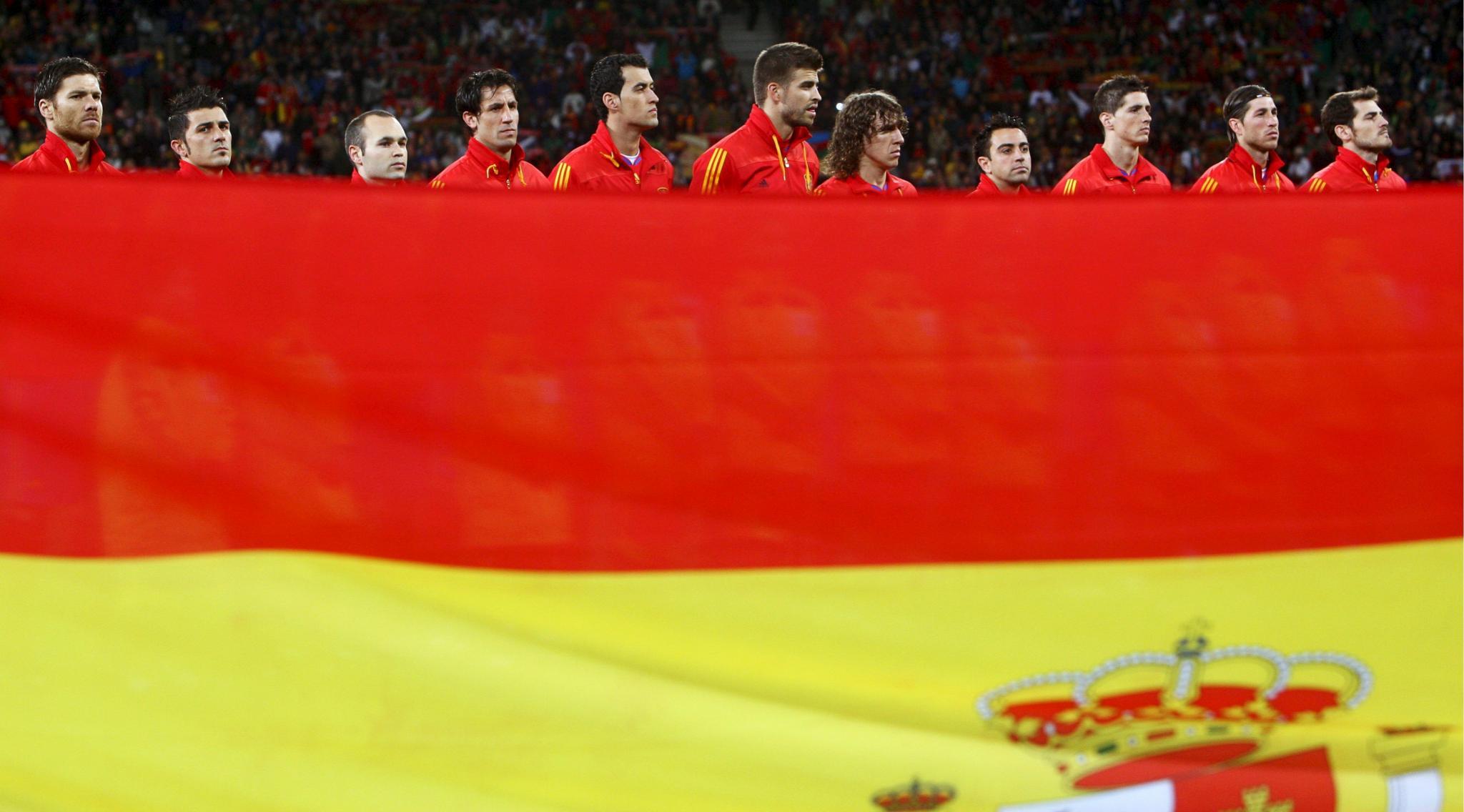 España tiene una cita con la historia en Ellis Park