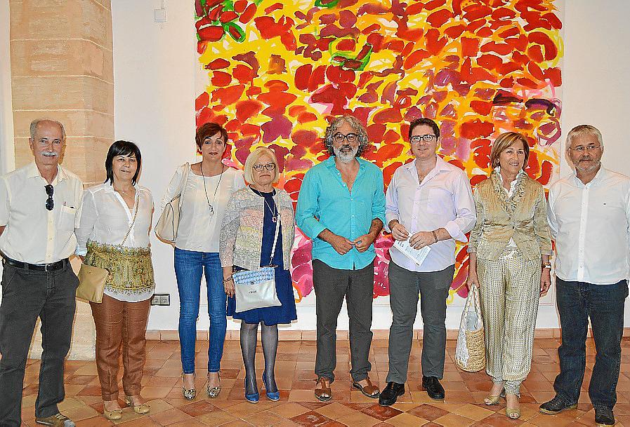 Jaume Prohens presenta su obra en Campos