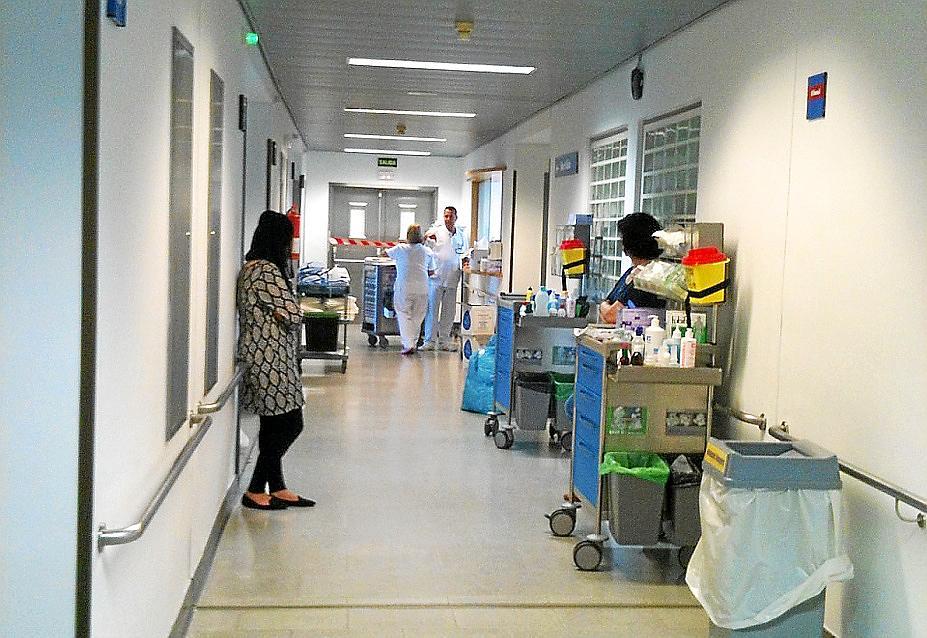 El hospital de Manacor reabre media cuarta planta con 13 ...