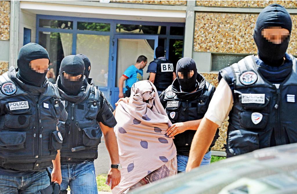 Un decapitado y dos heridos tras un presunto ataque islamista en Francia
