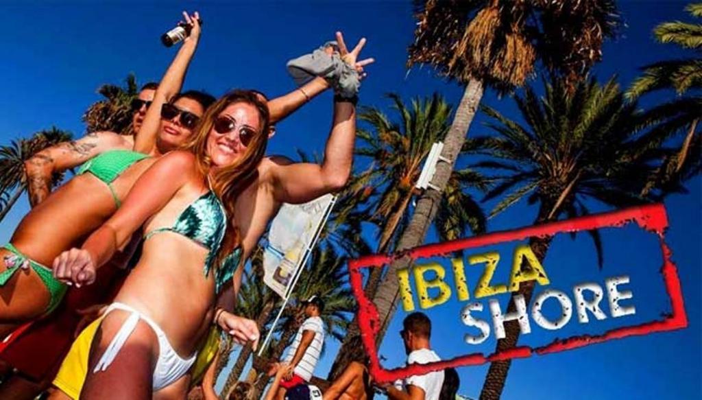 Un empresario de Ibiza registra el nombre 'Ibiza Shore'  para evitar programas «que degraden la imagen» de la isla