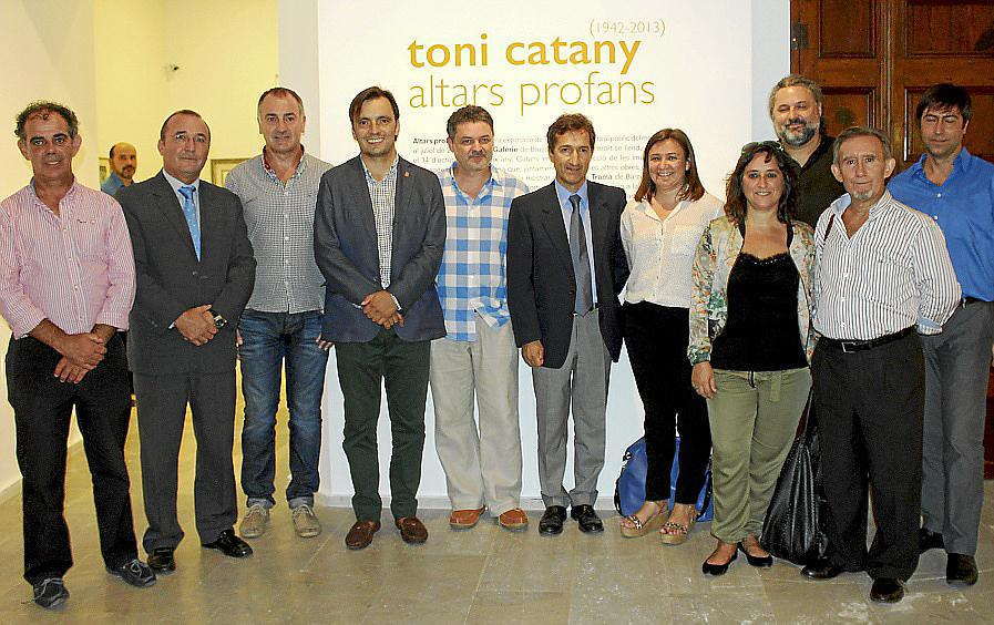 Los 'Altars Profans' de Toni Catany, en el Centre de Cultura Sa Nostra