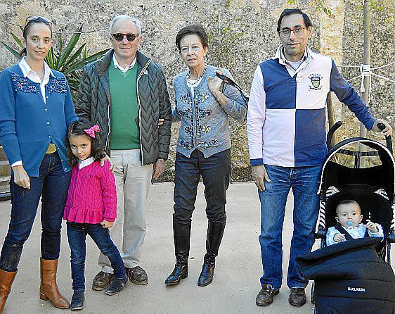 Comida del Club Rotary de Inca en Son Bordils