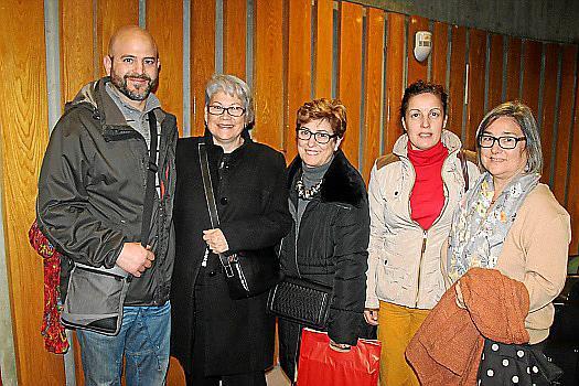 Presentación del libro 'Rebosteria tradicional de Mallorca' de Tomeu Arbona