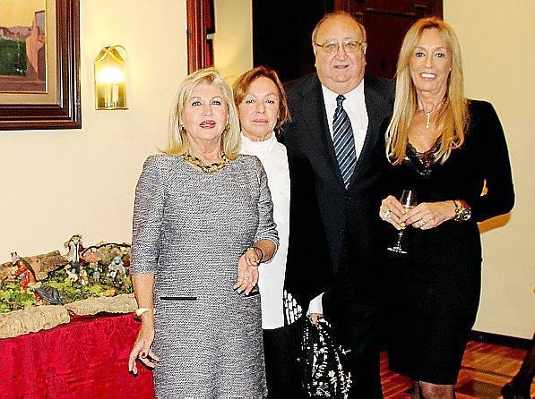 Cena de Navidad en el Círculo Mallorquín