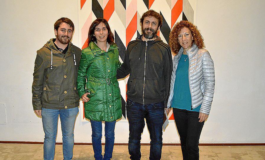 Gonzalo Elvira presenta su obra en Alaró