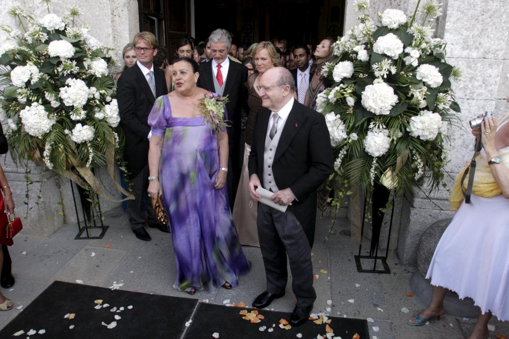 Fallece Nieves Prats, esposa del empresario Abel Matutes