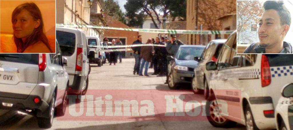 Detenido un joven como presunto autor de la muerte de su novia en Son Servera