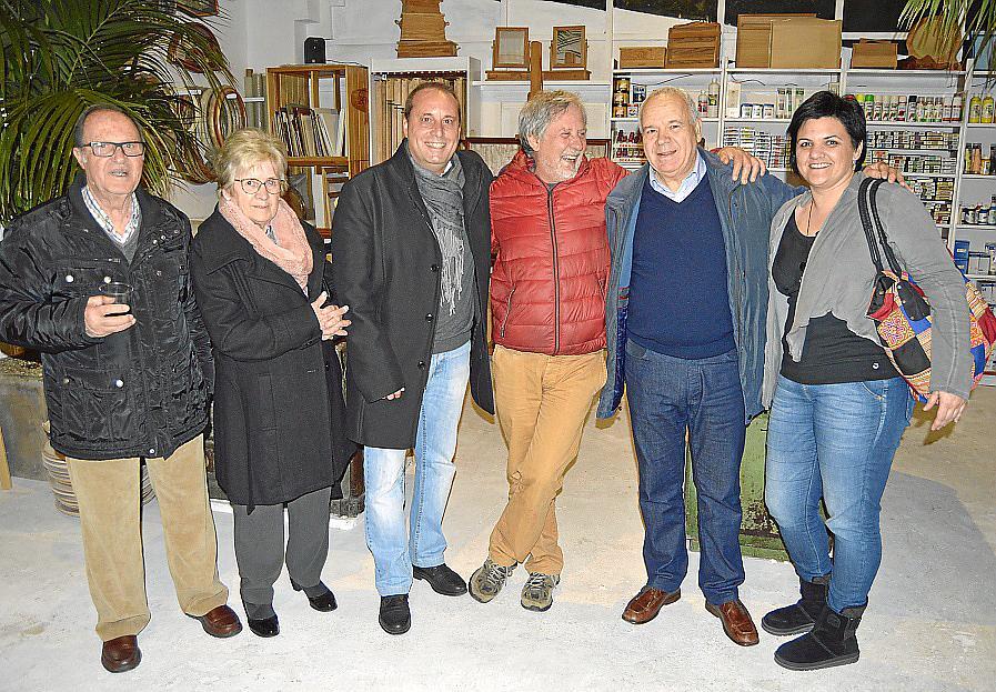 Mandilego inaugura galería en Pollença
