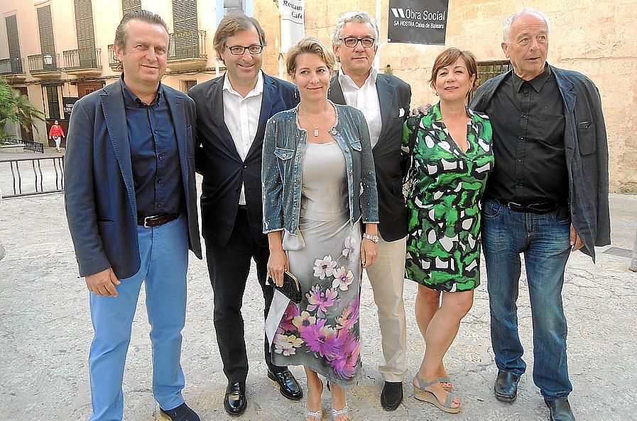 """Sa Nostra acoge  en el Centre de Cultura la muestra """"Contrastes"""""""