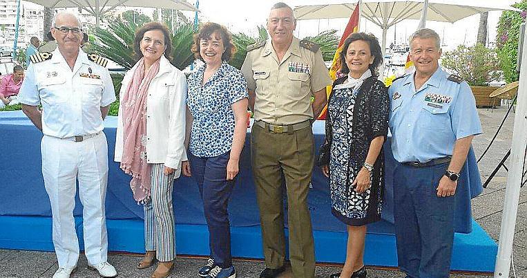 Entrega de premios del XXXVIII Trofeo de las Fuerzas Armadas