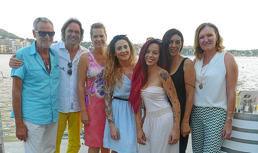 Presentación del Café Beach Club Perseverantia en Santa Ponça