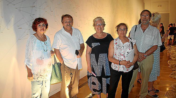 Ximena Izquierdo presenta su obra en La Misericòrdia
