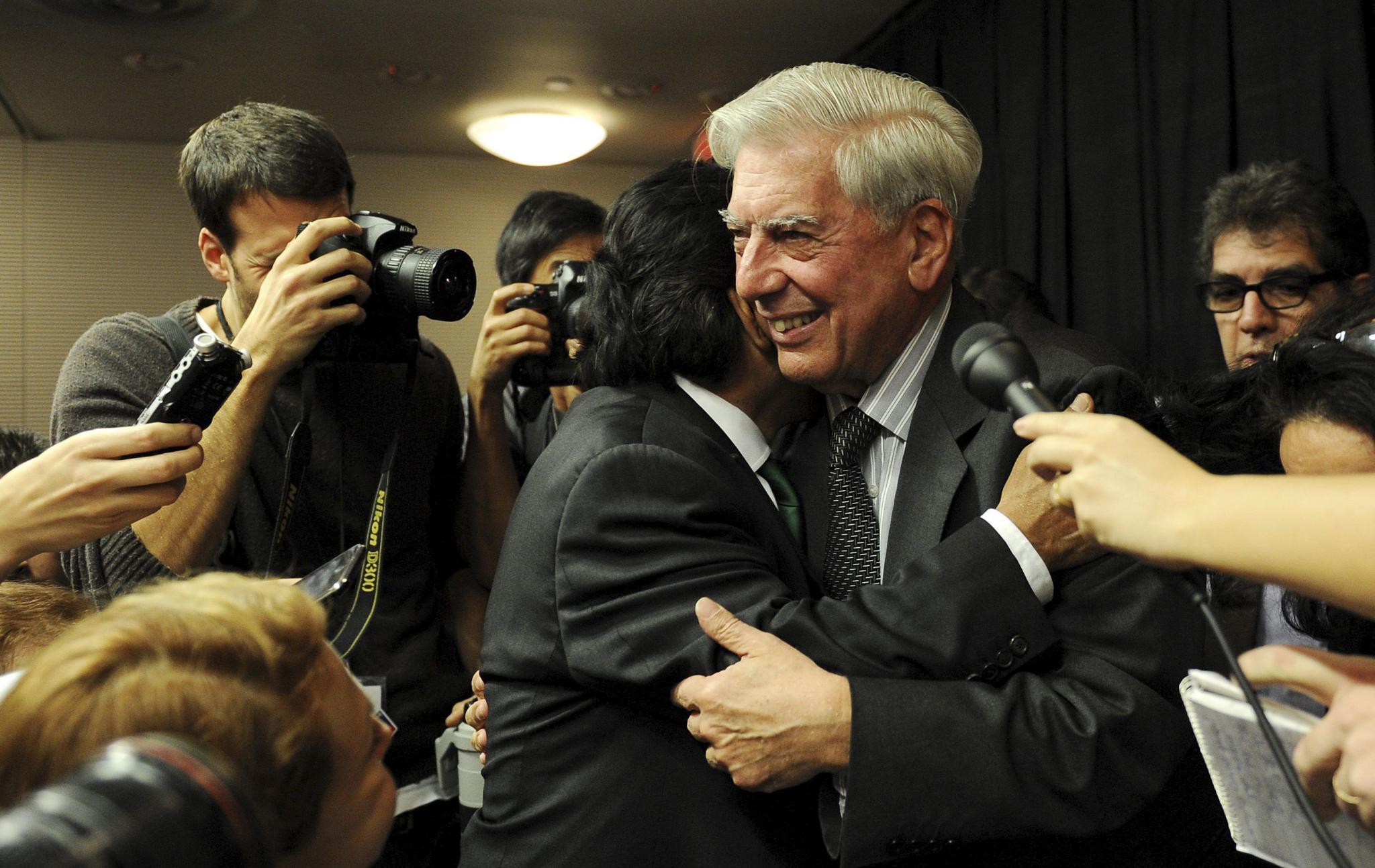 Vargas Llosa, el primer Nobel español del siglo XXI