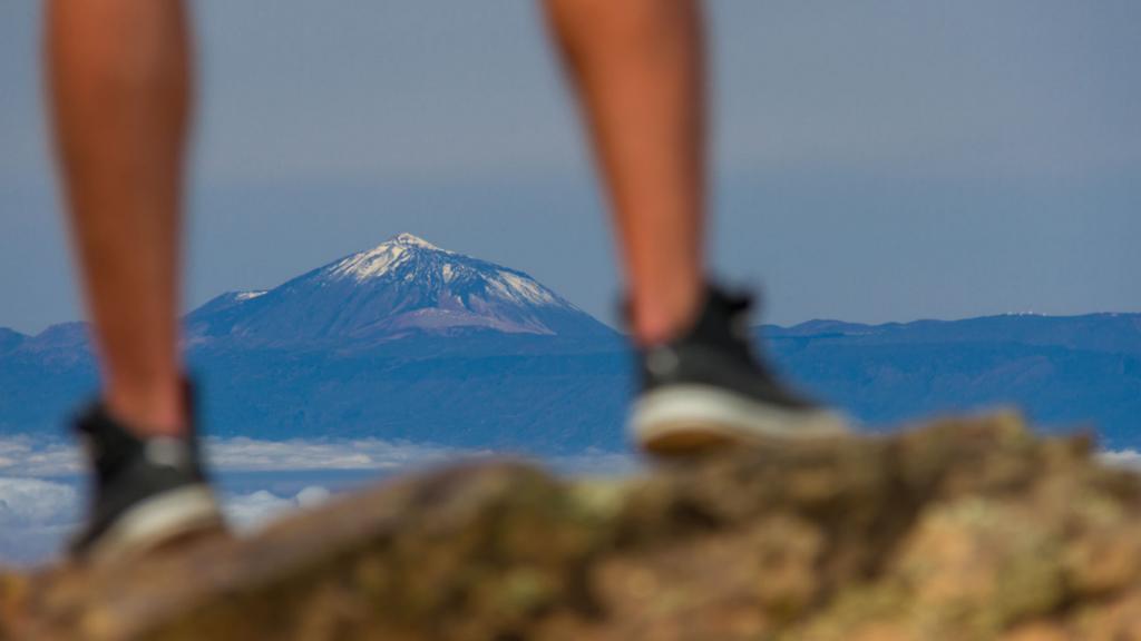 Senderismo en el Teide