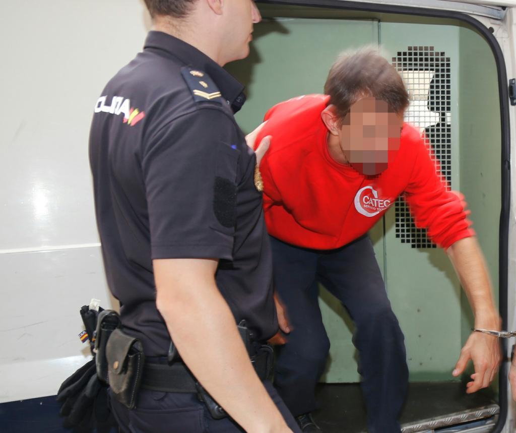 Detenido un hombre por insultar en las redes al policía local de Palma atropellado