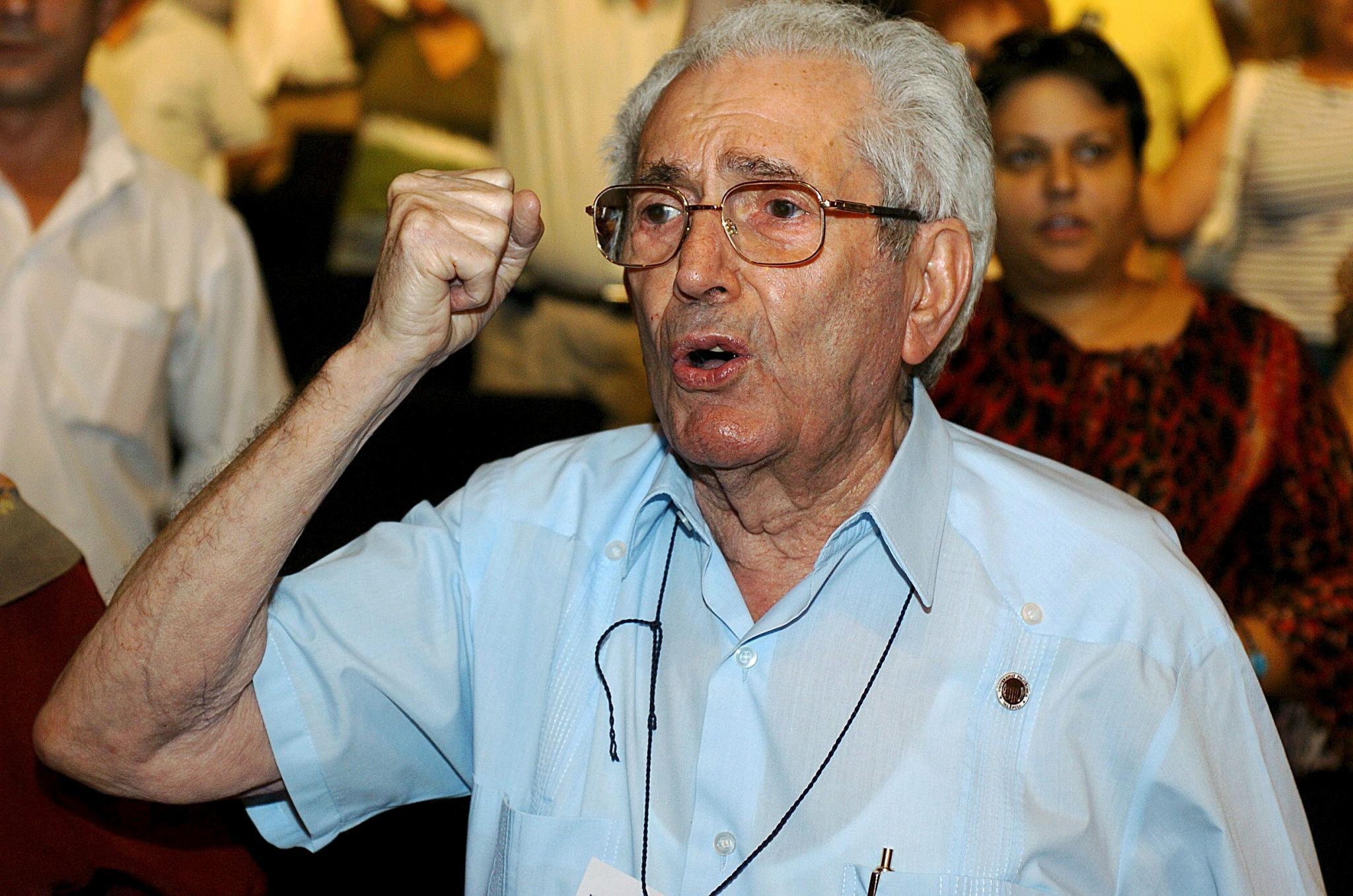 Fallece el ex presidente de Comisiones Obreras Marcelino Camacho