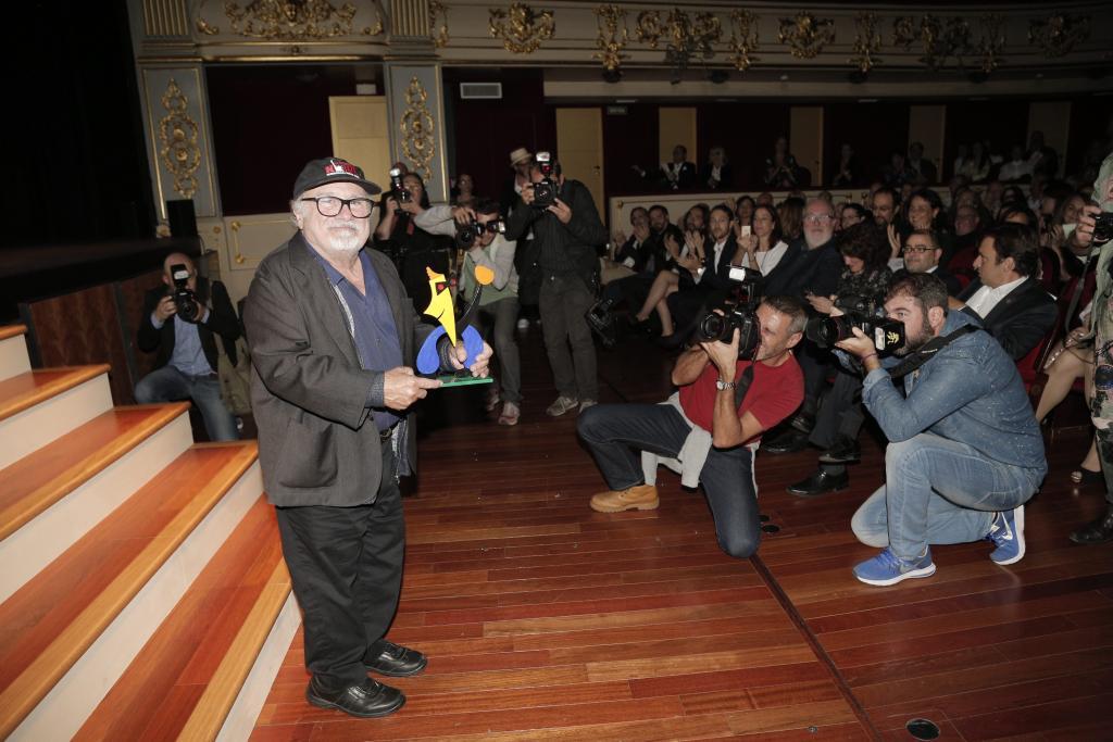 Danny DeVito, premiado en el inicio del Evolution Film Festival