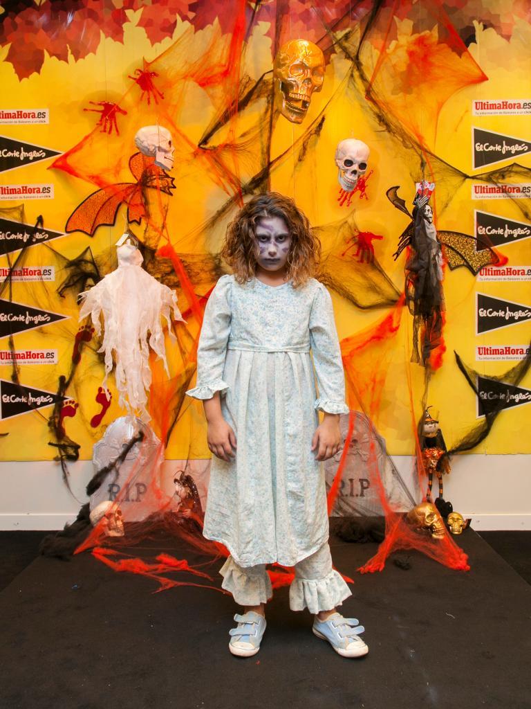 Ganadores del V Concurso de Disfraces de Halloween