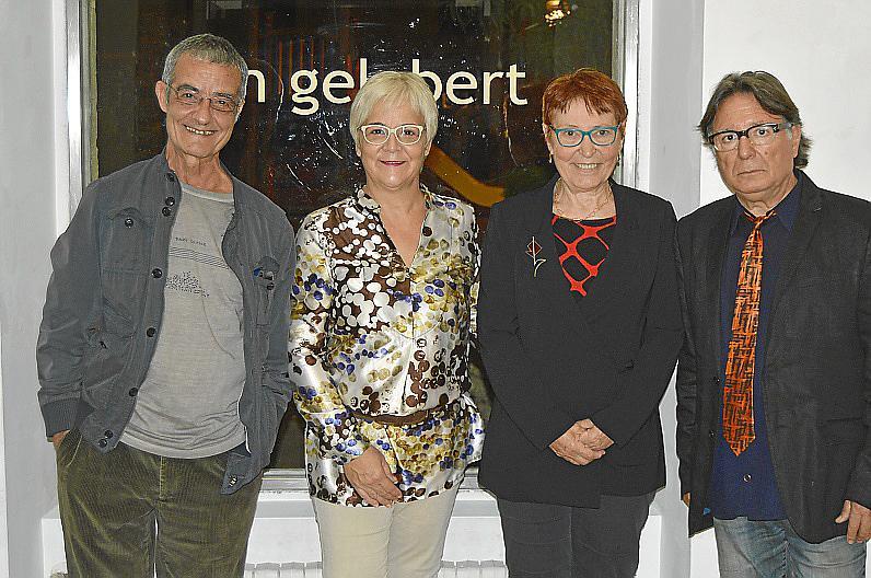 Muestra colectiva en Can Gelabert de Binissalem
