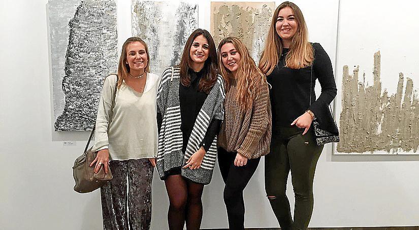 Exposición de Victoria Diez en sa Pobla