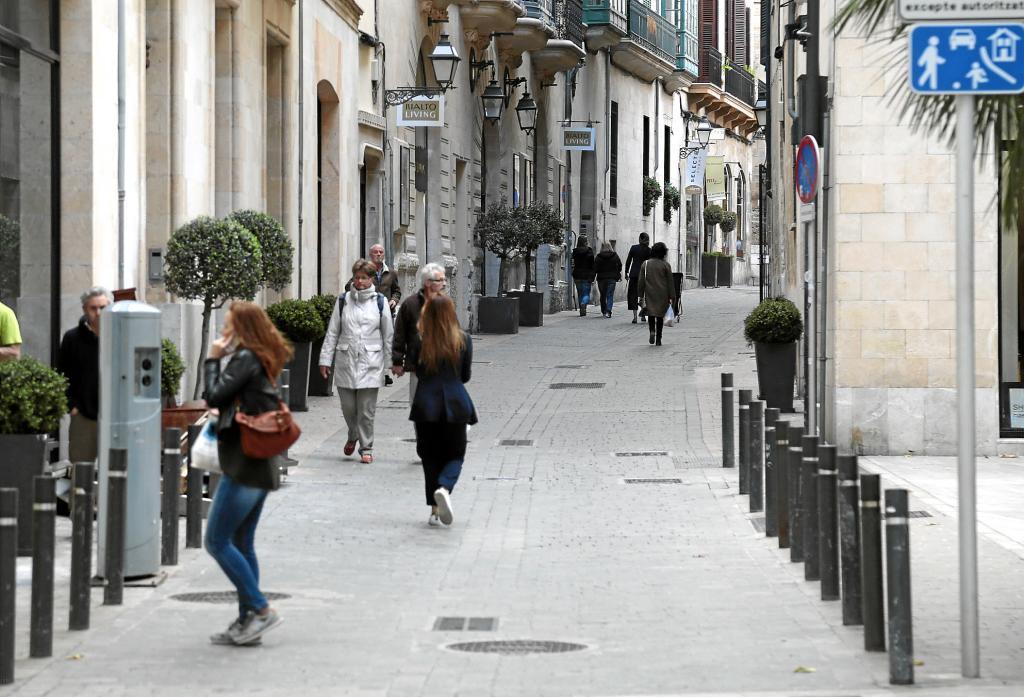 Calles Sant Feliu de Palma