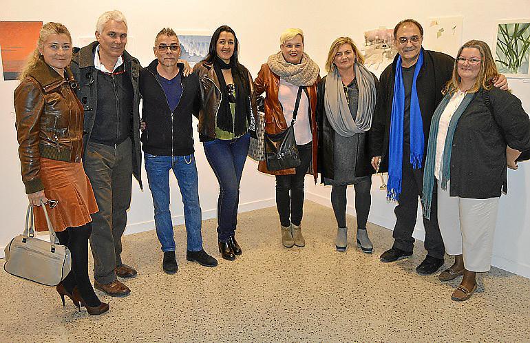 Muestra colectiva en Espai d'Art 32