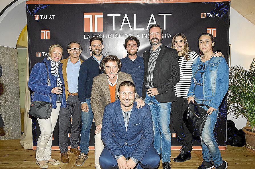 Talat, la evolución de la ingeniería, reúne a clientes y trabajadores