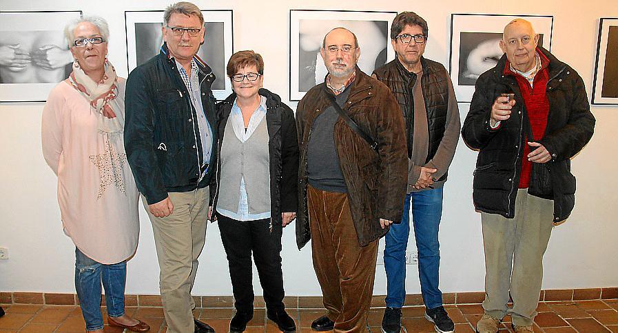 Cesc Noguera inaugura 'Looking for details' en Art Mallorca