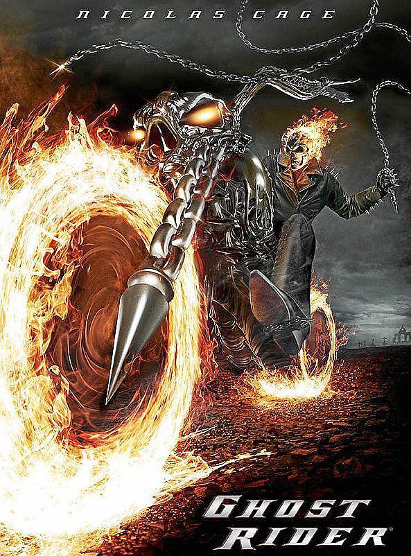 No Se Pierda Ghost Rider El Motorista Fantasma