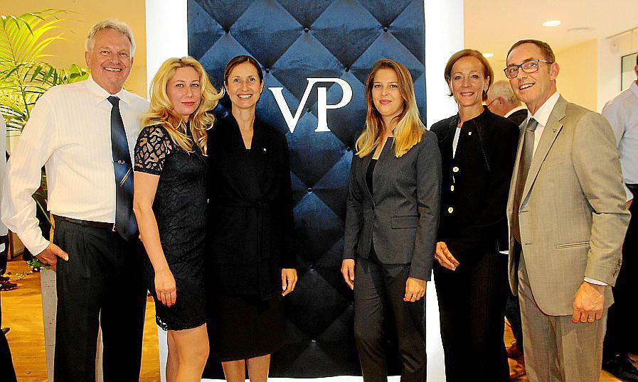 Inauguración de la oficina de Von Poll Real Estate en Portals Nous