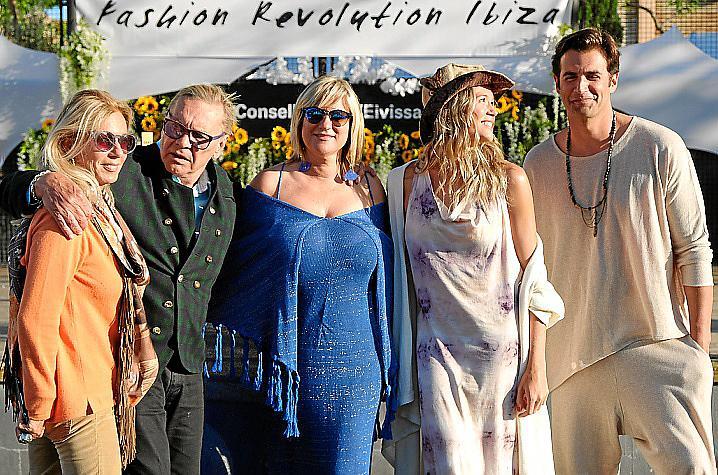 Desfile de moda sostenible en Eivissa